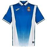 Camiseta RCD Espanyol Home 2017-2018 Azul-Blanco Talla S