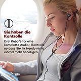 In Ear Kopfhörer TaoTronics Ohrhörer mit Rauschunterdrückung Noise Cancelling - 7