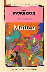 Maitea par  Toni Morrison
