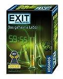 KOSMOS Spiele 692742 - Exit - Das Spiel, Das geheime Labor