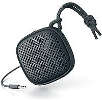 Nude Audio Move S 3.5mm Haut Parleur Portable Universel Cablé - Noir