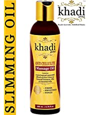 Khadi Global Anti Cellulite Slimming Massage Oil
