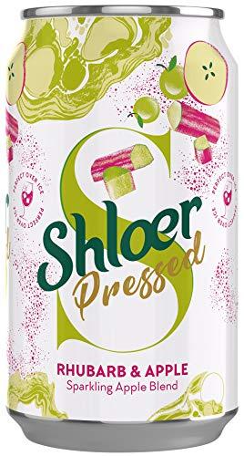 Shloer Pressed Rhubarb & Apple S...
