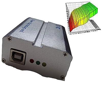 SMPS outil boîtier de chiptuning oBD chiptuning sMPS mPPS v.12.06 câble uSB cAN eDC17 flash compatible eDC16 mED9.x