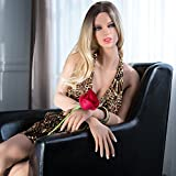 UKVCF Bambole per Adulti 165CM - Consegna segreta - Tentazione Sexy - Prodotti per Adulti - Viene Fornito con la Lingerie Sexy Casuale