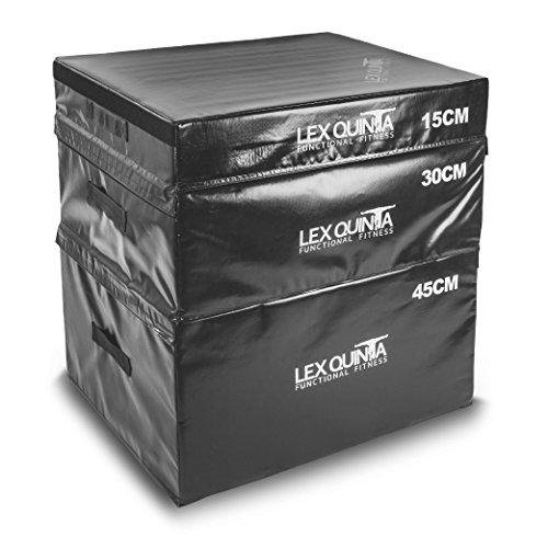 Lex Quinta Soft Plyo Boxen Set, 3-teilig