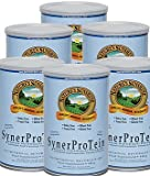 SYNERPROTEIN Vanilla Flavour Six Pack (6 x 448g) by Nature's Sunshine