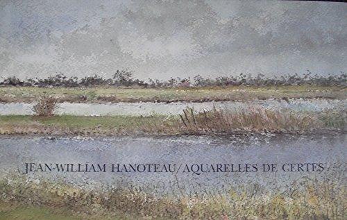 Aquarelles de Certes par Jean-William Hanoteau