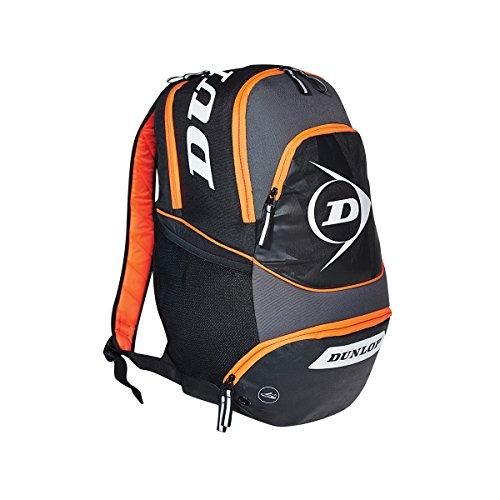 Dunlop Rucksack Performance Backpack, schwarz, 32 x 48 x 24.5 cm, 38 Liter, 817202