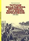 libro Tattiche della fanteria britannica nelle guerre napoleoniche (1792-1815)