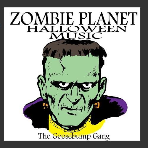 Zombie Planet Halloween Music