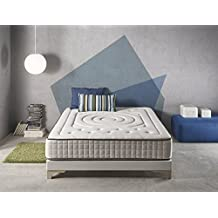 Living Sofa COLCHÓN COLCHONES VISCOELASTICO VISCOELASTICA VISCO Imperial Cashmere Relax® 25CM Todas Las Medidas (