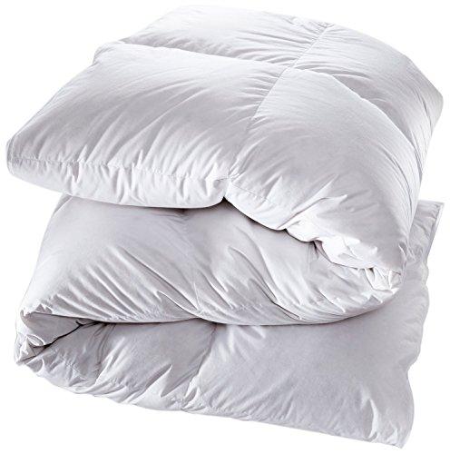 Manteuffel 804845 Comfort Daunendecke Extra Warm 155 x 220 cm