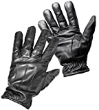 PRODEF ® Security-Handschuhe mit Schnittschutz Level-5, Leder, Größe L