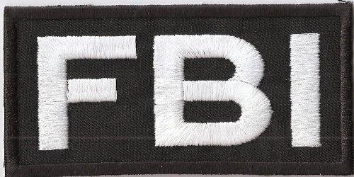 Preisvergleich Produktbild Counterstrike FBI Go global offensive CTU Counter Terrorist Unit Aufnäher
