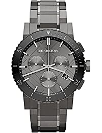 BRAND NEW BURBERRY THE CITY CHRONOGRAPH BU9381