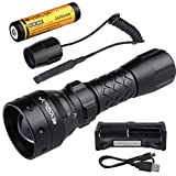 Evolva Future Technology T38 IR 38mm Lens Infrared Light Night Vision Flashlight Torch