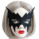 AMUSTER Mode Halloween Occhio Elegante Maschera Carnevale Palla Masquerade Festa Fantasia (C)