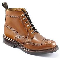 Bedale Men's Lace Up Brogue Boots