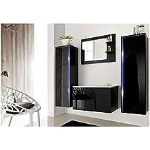 Meubles salle de bain for Amazon meuble de salle de bain