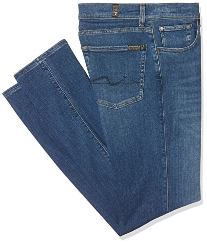 7 For All Mankind Slimmy, Jeans Homme Bleu (Light Blue)
