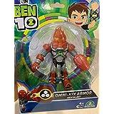 Figuras de acción Famosa BEN 10 - Figuritas de los Personajes de la Serie, Venta aleatoria, 5 Modelos Surtidos, Color (BEN460
