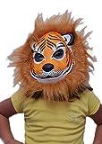 NFD Unisex Multicolor Lion Kids Fancy MASK