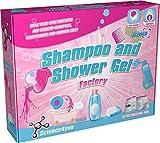 Science4you Shampoo und Duschgel Fabrik Bildung Wissenschaft Spielzeug STIEL Spielzeug