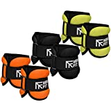Mirafit Neoprene Ankle/Wrist Weights - Choice of Size & Colour