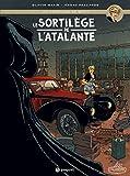 Les aventures de Betsy T1: Le sortilège de l'Atalante