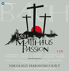 Bach : Passion Selon St Matthieu (Matthaus Passion)