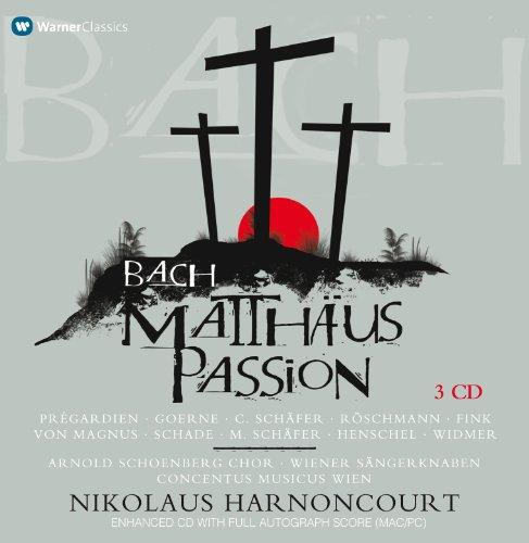 Preisvergleich Produktbild Matthäus-Passion