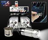 Mini Car Auto KFZ Zigarettenanzünder LED Taschenlampe Licht Leuchtung