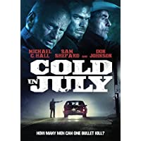 Cold in July by Michael C. Hall