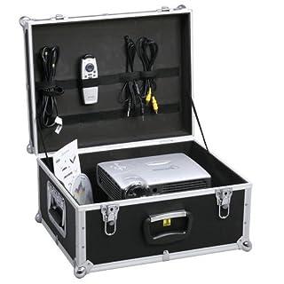 Gerätekiste II, seitl. Griffe, AluPlus ToolBox 18, schwarz, Werkzeughalter/Rückhaltegurte