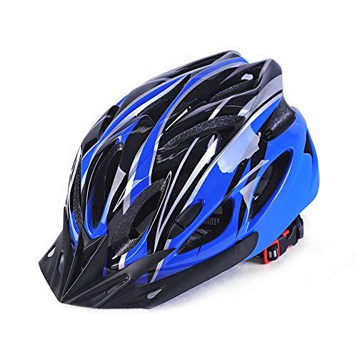 Generic - Casco de Ciclismo para Adultos con protección de Seguridad Ajustable y Ligero para Hombres y Mujeres