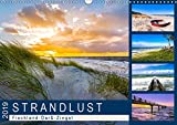 STRANDLUST: Fischland-Darß-Zingst (Wandkalender 2019 DIN A3 quer): Malerische Bilder von der Halbinsel Fischland-Darß-Zingst (Monatskalender, 14 Seiten ) (CALVENDO Natur)