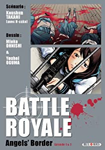 Battle Royale - Angels' Border Edition simple One-shot