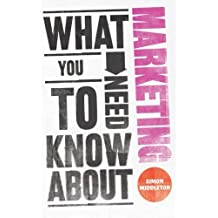 What You Need to Know About Marketing by Simon Middleton (2011-06-07)
