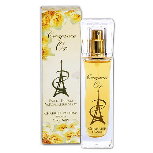 Charrier Parfums - Parfum Femme Charrier 'Croyance Or' 30ml