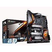 GIGABYTE Z390 AORUS Ultra (إنتل LGA1151/Z390/ATX/3xM.2 واقي حراري/داخلي AC Wi-Fi/RGB Fusion/Motherboard)