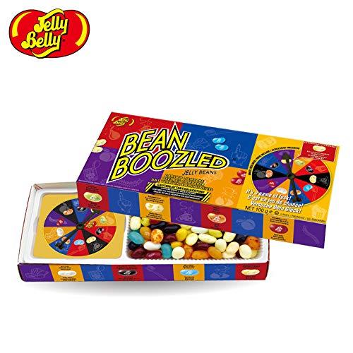 HNZZN 100 g Bean Boozled Bohnen verrückt Zucker Abenteuer kniffligen Spiel lustig Kandiszucker Harry Potter Jelly Beans Candy Bean Boozled