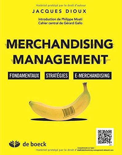 Merchandising Management : Livre + complments en ligne/Licence 1 an