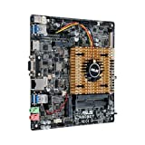 Asus N3050T SoC-Mainboard (Thin-Mini-ITX, Intel Celeron Dual-Core N3050 On-Board-Prozessor, 2x DDR3-Speicher, USB 3.1 Gen1)