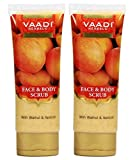 Vaadi Herbals Face and Body Scrub with W...
