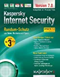 Kaspersky Internet Security 7.0 3 Lizenzen Update