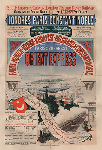 orient-express-history-english-edition