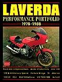 Laverda Performance Portfolio 1978-1988 (Brooklands Books Road Test Series)
