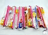 #8: Infinxt Kids Return Gift Pencil, Scale, Eraser, Sharpener, Stationary Set (Pack of 10)