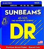 DR Sunbeams Medium Bass Guitar Strings
